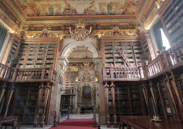 Coimbra University Book House