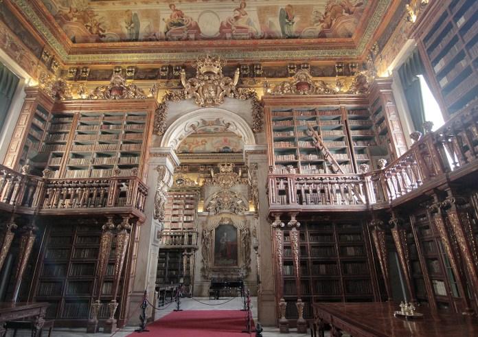 Coimbra University Book House