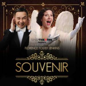 Sing'Theatre presents 'Souvenir', a true story based on Florence Foster Jenkins @ KC Arts Centre – Home of SRT | Singapore | Singapore