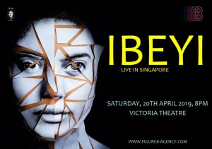Ibeyi Live in Singapore @ Victoria Theatre