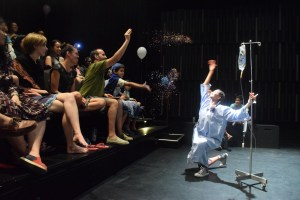 La Mariposa Borracha: The Drunken Butterfly @ Gateway Theatre, Black Box