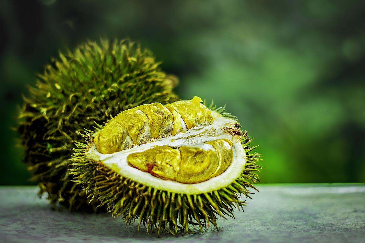 butter durian singapore