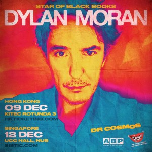 Dylan Moran Live in Singapore @ University Cultural Centre (UCC) Hall, NUS