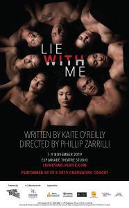Lie With Me, presented by Intercultural Theatre Institute @ Esplanade Theatre Studio