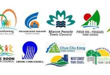 town council logo Singapore