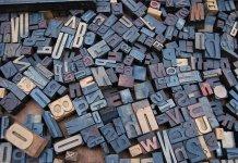 fonts typography