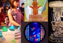 weird museums japan