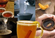 hot alcohol drink