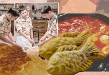 Kdrama food