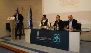 Presentación en la Diputación