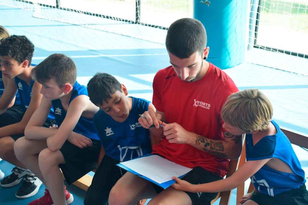 Campus Baloncesto y Surf Cantabria