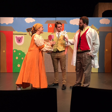 """""""Fools"""" comes to DMACC"""