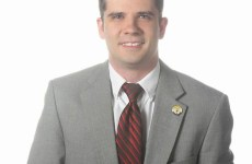 Libertarian candidate for governor, Jake Porter. Photo courtesy jake-porter.org.