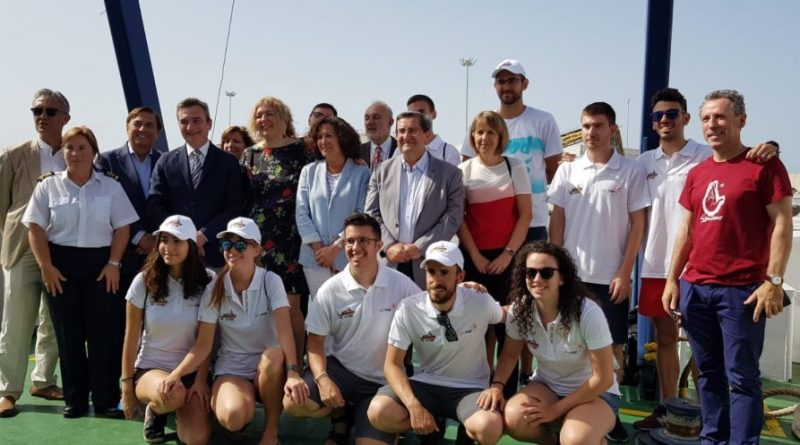 Zarpa el I Curso de Verano 'Mares de Andalucía' del CEI·Mar en el UCADIZ