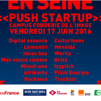 PUSH STARTUP 93 : les startups innovantes de la Seine-Saint-Denis