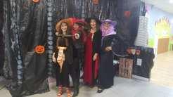 Brujas en Halloween 2015
