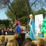 Fiestas magicas Frozen