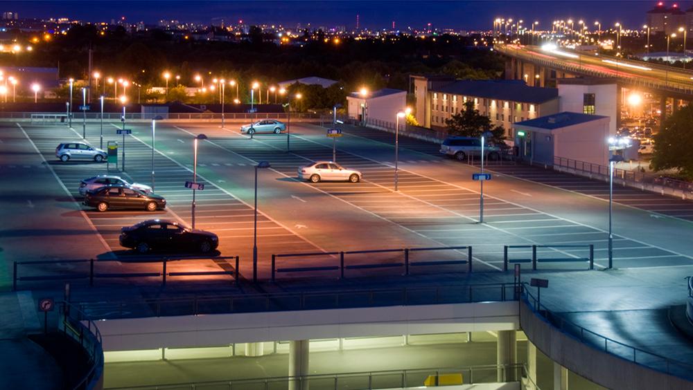 West LA Veterans Affairs Office Opens Parking Lot to