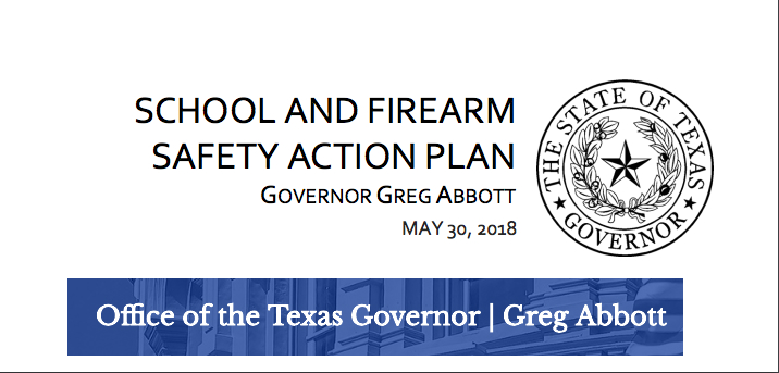 Texas School Safety Plan Released By Governor Abbott - Campus Safety