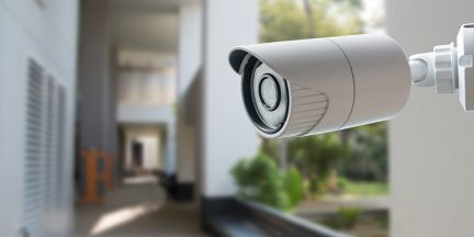 Centerville City Schools Installs Over 500 Security Cameras  The Ohio school district also purchased larger screens for each school so personnel can help monitor video surveillance activity. (image)