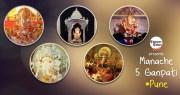 5 Manache Ganpati in Pune and Their History | #StaySafe 2020
