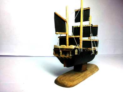 wooden-model-of-a-ship