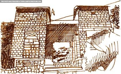 fort-pencil-sketch