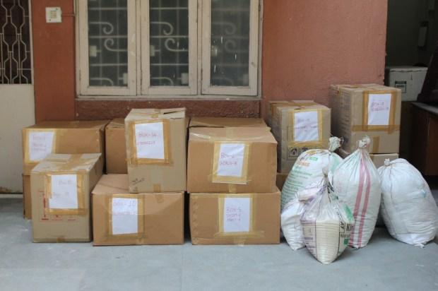 nepal-relief-operations-pccoe-nigdi