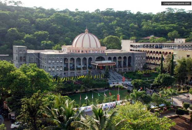 Inside Out College Reviews >> MIT Pune, Kothrud Campus