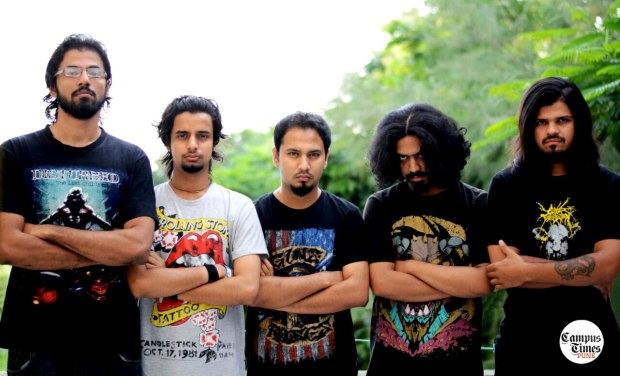 Dead-Exaltation-metal-band-pune