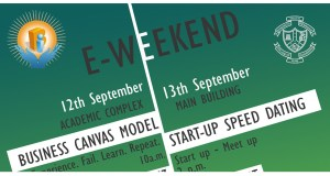 COEP Bhau E-Cell E-Weekend 2015