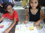 COEP-MindSpark-Drawing-Competition-Cute-girl-with-PuneLearns