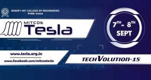 MITCOE Tesla Event