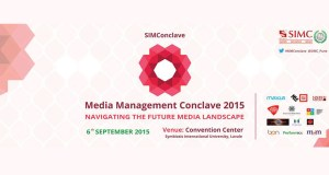 Symbiosis Institute of Management and Communications Annual Media Conclave 2015