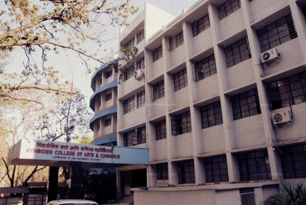 Building of Symbiosis Commerce College