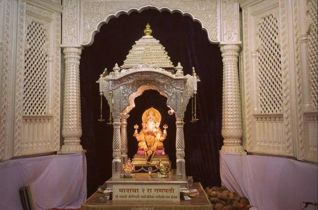 Tamdi Jogeshwari Manache Ganpati Pune