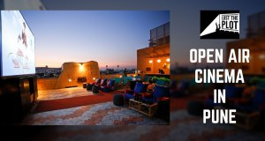 Lost The Plot - Punes First Open Air Screening Lounge
