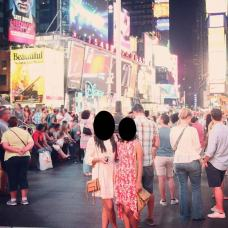 Things-Indian-Students-do-in-Foreign-countries-Times-Square
