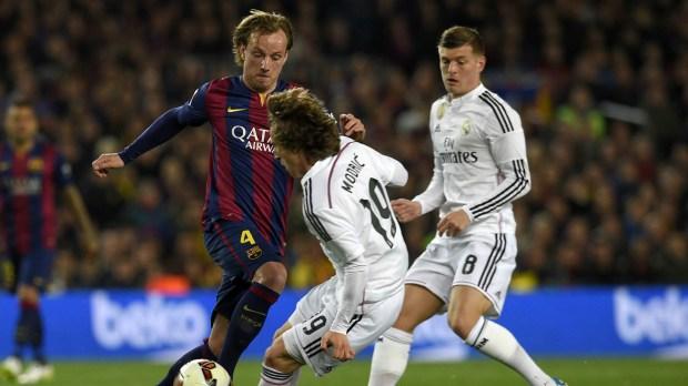 Toni kroos luka modric real madrid champions league