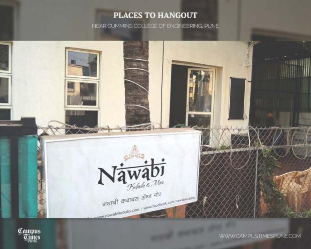 Hotel-Nawabi-Hangout-Places-near-Cummins-College-Karvenagar-Pune