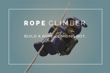rope climber spectra 2016 sardar patel college of engineering