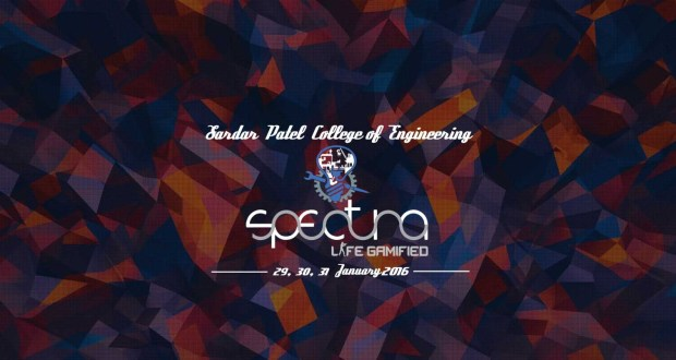 spectra 2016 mumbai sardar patel college of engineering