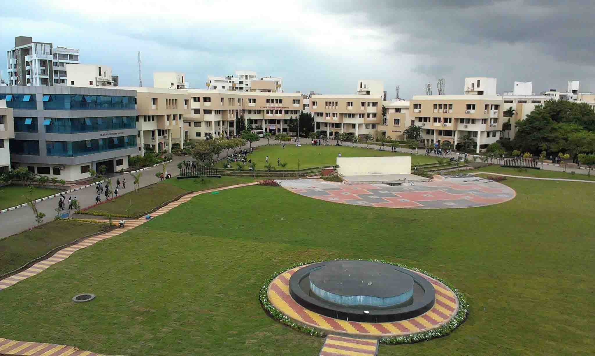 Image result for D Y Patil College of Engineering Akurdi, Pune