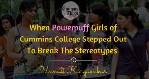 cummins college of engineering unnati korgaonkar girls students of cummins