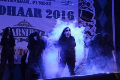 cummins college of engineering annual fest gandhaar 2016
