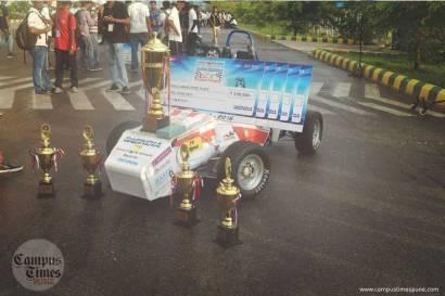 PCCOE-Kratos-Team-wins-SUPRA-SAEINDIA-prizes-trophies
