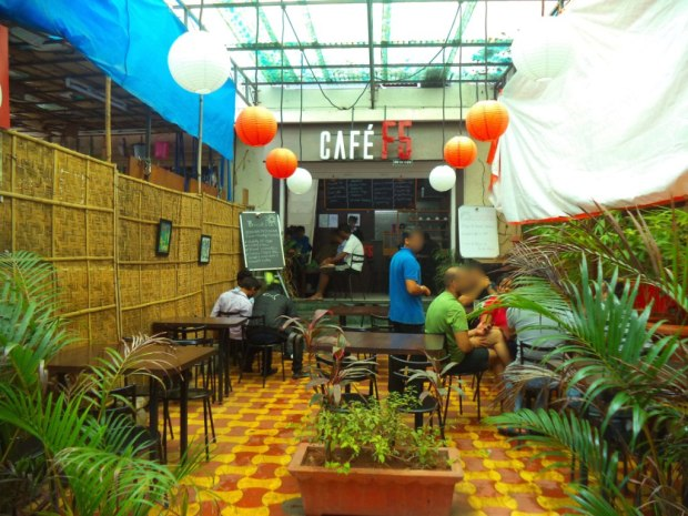 cafe F5 baner places to hangout pune