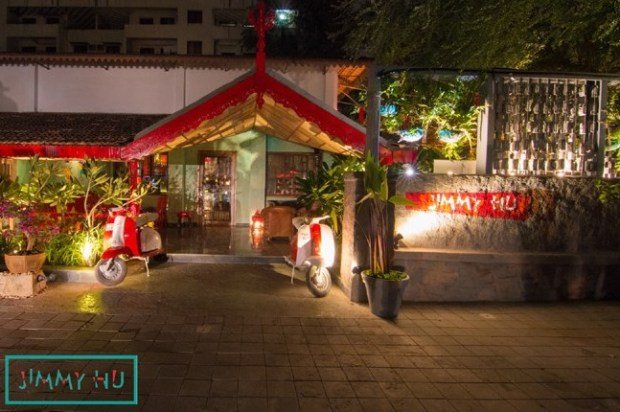 jimmy hu places to hangout in pune koregaon park