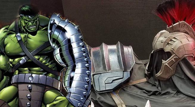 Gladiator Hulk Armor - Planet Hulk