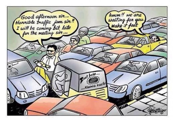 bangalore traffic memes funny